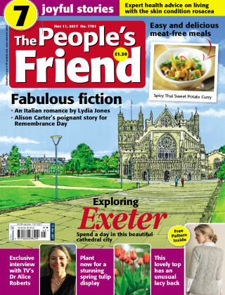 The People's Friend Issue 7701