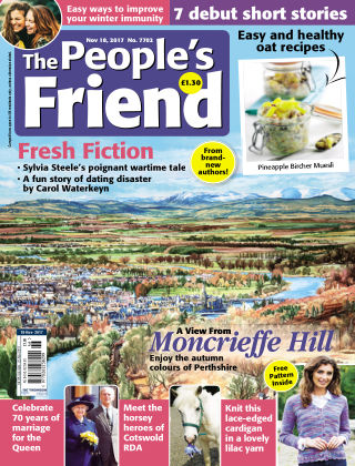 The People's Friend Issue 7702