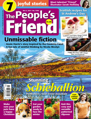 The People's Friend Issue 7704