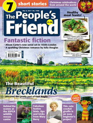 The People's Friend Issue 7705