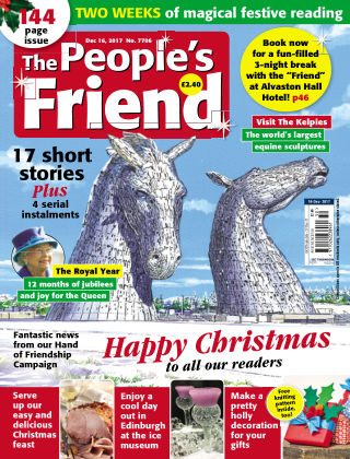 The People's Friend Issue 7706