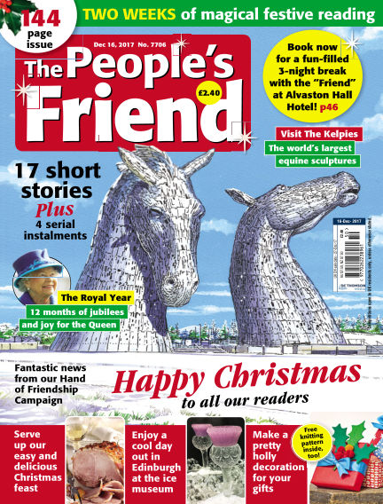 The People's Friend December 13, 2017 00:00