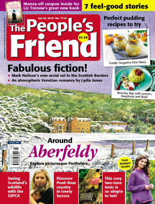 The People's Friend Issue 7710