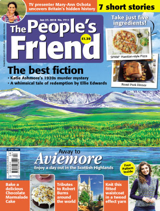 The People's Friend Issue 7711