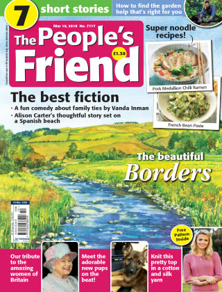The People's Friend Issue 7717