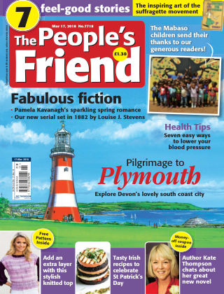 The People's Friend Issue 7718