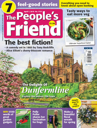 The People's Friend Issue 7721