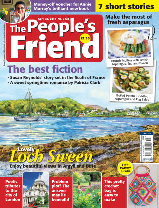 The People's Friend Issue 7723