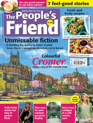 The People's Friend Issue 7724