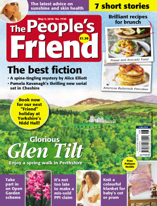 The People's Friend Issue 7725