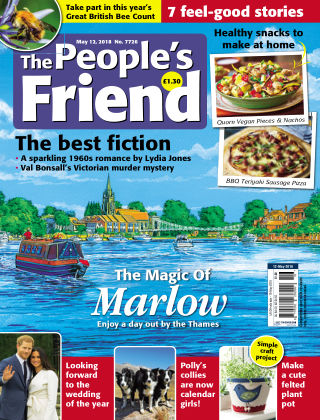 The People's Friend Issue 7726