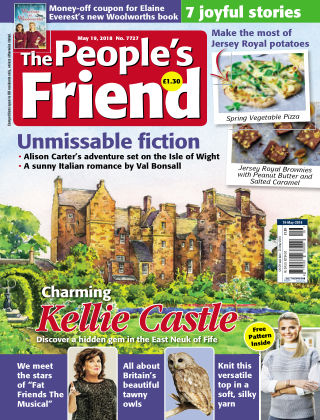 The People's Friend Issue 7727