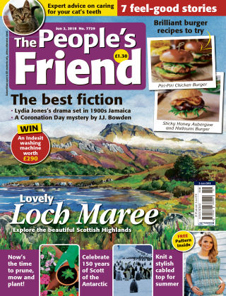The People's Friend Issue 7729
