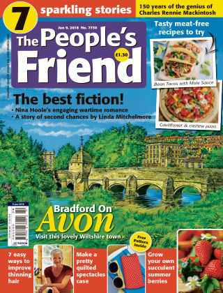 The People's Friend Issue 7730