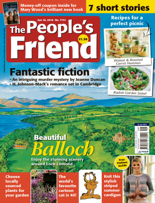 The People's Friend Issue 7731