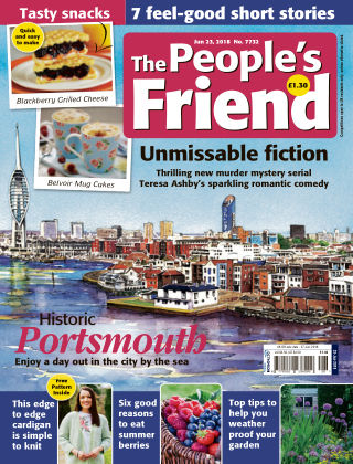 The People's Friend Issue 7732