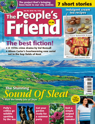 The People's Friend Issue 7733