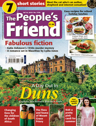 The People's Friend Issue 7735