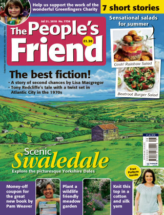 The People's Friend Issue 7736