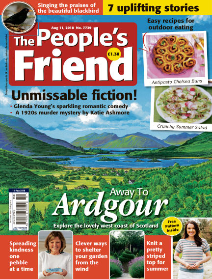 The People's Friend August 08, 2018 00:00