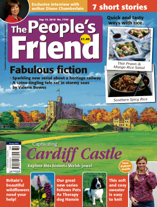 The People's Friend Issue 7744