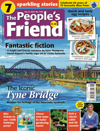 The People's Friend Issue 7748