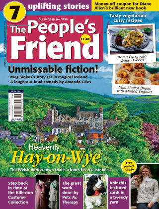 The People's Friend Issue 7749