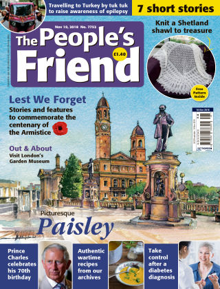 The People's Friend Issue 7752