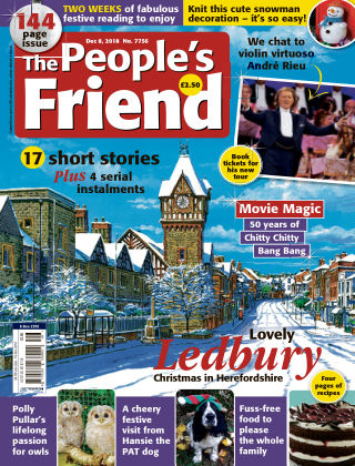 The People's Friend Issue 7756