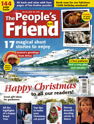 The People's Friend Issue 7757