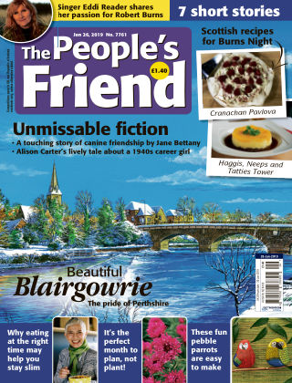 The People's Friend Issue 7761