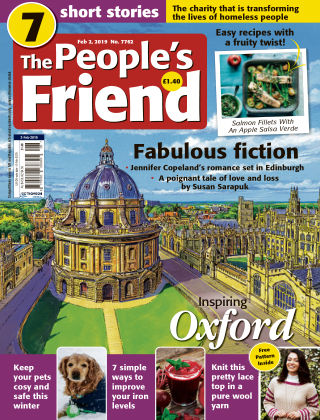 The People's Friend Issue 7762