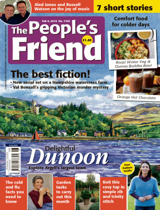The People's Friend Issue 7763