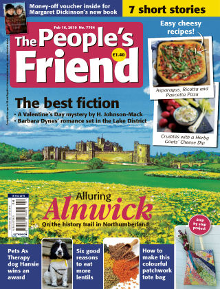 The People's Friend Issue 7764