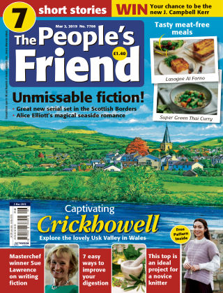 The People's Friend Issue 7766