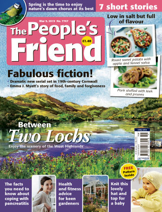 The People's Friend Issue 7767
