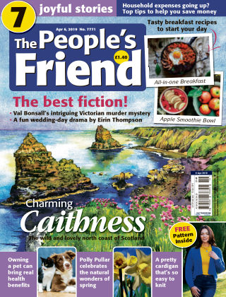 The People's Friend Issue 7771