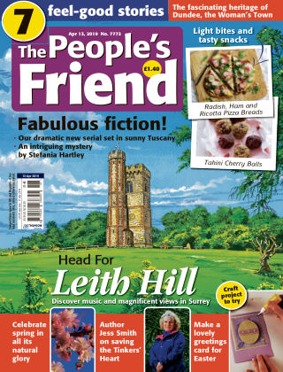The People's Friend Issue 7772
