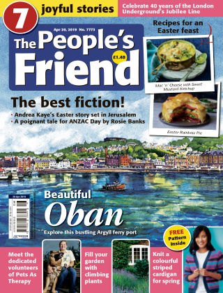 The People's Friend Issue 7773