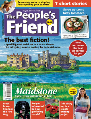 The People's Friend Issue 7778