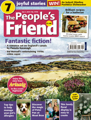 The People's Friend Issue 7779