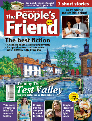 The People's Friend Issue 7780
