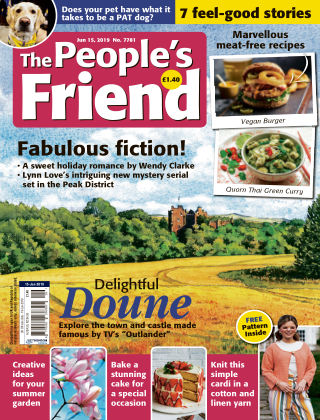 The People's Friend Issue 7781