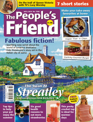 The People's Friend Issue 7784