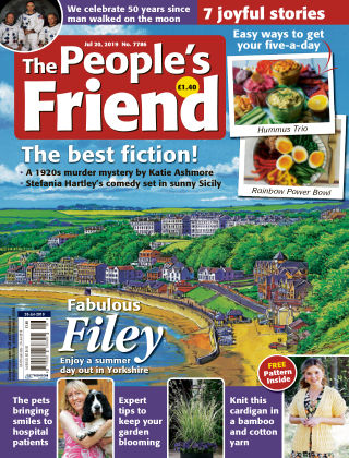 The People's Friend Issue 7786
