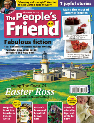 The People's Friend Issue 7787