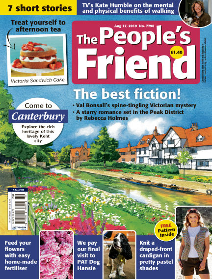 The People's Friend August 14, 2019 00:00