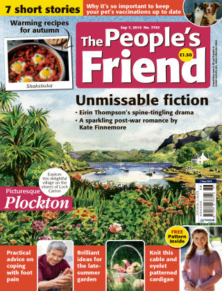 The People's Friend Issue 7793