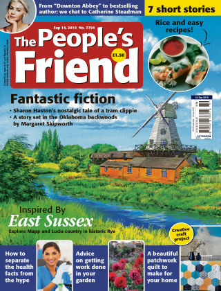 The People's Friend Issue 7794