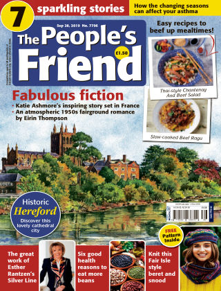 The People's Friend Issue 7796